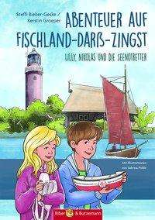 Steffi Bieber-Geske: Abenteuer auf Fischland-Darß-Zingst, Buch