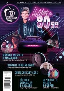 Marco Golüke: TV-Klassiker: Das Magazin für Fernsehkult 03. Helden der 80er, Buch