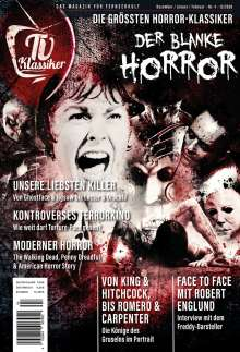 Christian Klotz: TV-Klassiker: Das Magazin für Fernsehkult 04. Der blanke Horror, Buch