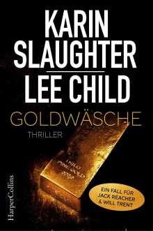 Karin Slaughter: Goldwäsche, Buch