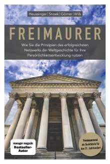 Jan Snoek: Freimaurer, Buch