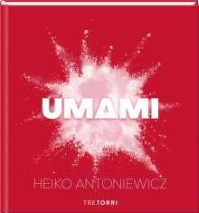 Heiko Antoniewicz: Umami, Buch