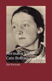 Hermann Vinke: Cato Bontjes van Beek, Buch
