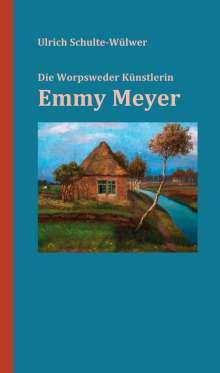 Ulrich Schulte-Wülwer: Emmy Meyer, Buch