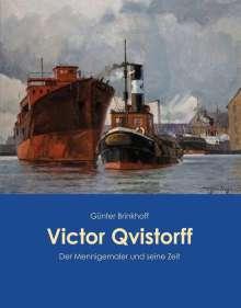 Günter Brinkhoff: Victor Qvistorff, Buch