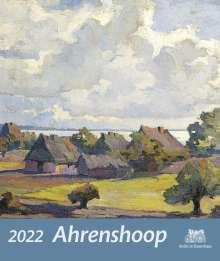 Ahrenshoop 2022, Kalender
