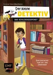 Emmanuel Trédez: Der kleine Detektiv - Das Schlossgespenst, Buch
