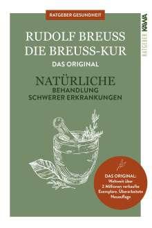 Rudolf Breuss: Die Breuss-Kur, Buch