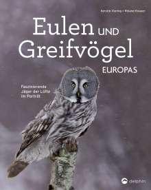 Kerstin Viering: Eulen und Greifvögel Europas, Buch