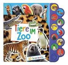 Soundbuch Tiere im Zoo, Buch