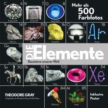 Theodore Gray: Die Elemente - Bausteine unserer Welt, Buch