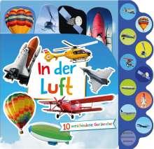 Soundbuch In der Luft, Buch