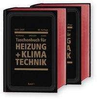 Recknagel - Taschenbuch für Heizung und Klimatechnik 80. Ausgabe 2019/2020 - Premiumversion inkl. E-Book, 2 Bücher