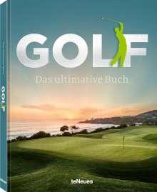 Stefan Maiwald: Golf - Das ultimative Buch, Buch