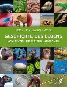 Katrin Laatsch: Geschichte des Lebens, Buch