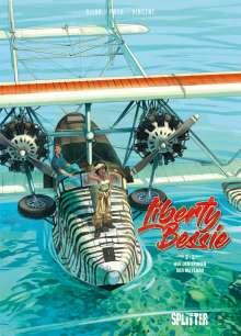 Jean-Blaise Djian: Liberty Bessie. Band 2 (von 2), Buch