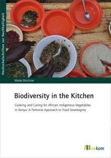 Meike Brückner: Biodiversity in the Kitchen, Buch