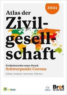 Kai Schächtele: Atlas der Zivilgesellschaft: Freiheitsrechte unter Druck, Buch