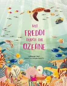 Catherine Barr: Mit Freddi durch die Ozeane, Buch