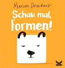 Marion Deuchars: Schau mal... Formen!, Buch
