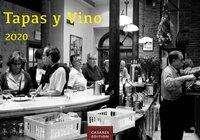 H. W. Schawe: Tapas y Vino 2020 S 35x24cm, Diverse
