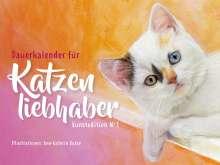 Ann-Kathrin Busse: Dauerkalender für Katzenliebhaber, Diverse