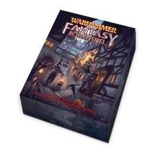 Andy Law: Warhammer Fantasy-Rollenspiel Einsteigerset, Buch