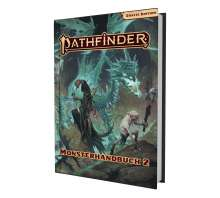 Alexander Augunas: Pathfinder 2 - Monsterhandbuch 2, Buch