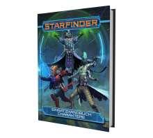 Alexander Augunas: Starfinder Einsatzhandbuch: Charaktere, Buch