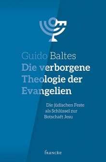 Guido Baltes: Die verborgene Theologie der Evangelien, Buch
