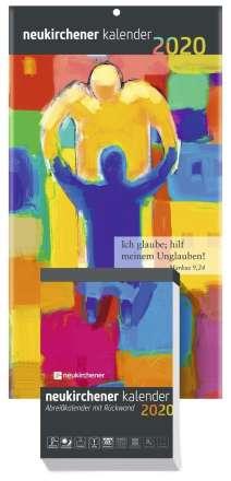 Neukirchener Kalender 2020. Abreißkalender, Diverse