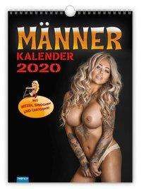 Männerkalender 2020 Erotikkalender, Diverse