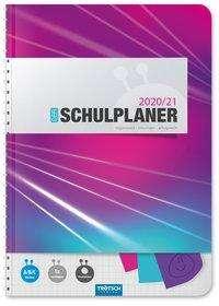"""Trötsch Schulplaner """"Pink"""" 2020/2021, Buch"""