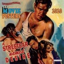 Movie Posters 2020 Media Illustration, Diverse