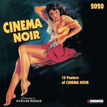 Cinema Noir 2020. Media Illustration, Diverse