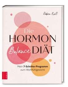 Rabea Kieß: Die Hormon-Balance-Diät, Buch