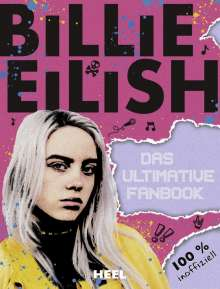 Billie Eilish: Das ultimative Fanbook, Buch