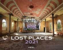 Mike Vogler: Lost Places 2021, Diverse