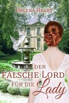 Helena Heart: Der falsche Lord für die Lady, Buch