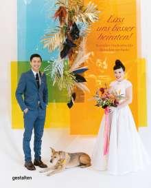 Just Married (DE), Buch