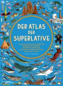 Emily Hawkins: Der Atlas der Superlative, Buch