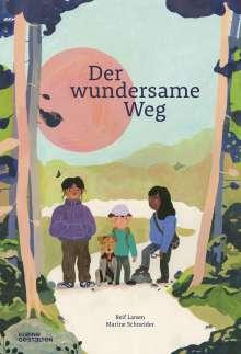 Reif Larsen: Der wundersame Weg, Buch