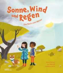 Steve Parker: Sonne, Wind und Regen, Buch