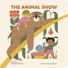 Marcos Farina: The Animal Show, Buch