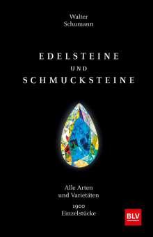 Walter Schumann: Edelsteine und Schmucksteine, Buch