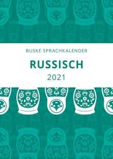 Irina Augustin: Sprachkalender Russisch 2021, Diverse