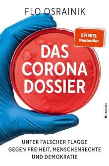 Flo Osrainik: Das Corona-Dossier, Buch