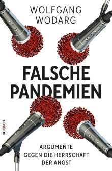 Wolfgang Wodarg: Falsche Pandemien, Buch