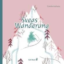 Carole Aufranc: Sveas Wanderung, Buch