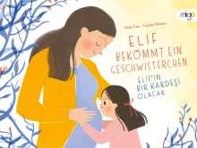 Ayse Can: Damla bekommt ein Geschwisterchen   Damla'nin Bir Kardesi Olacak, Buch